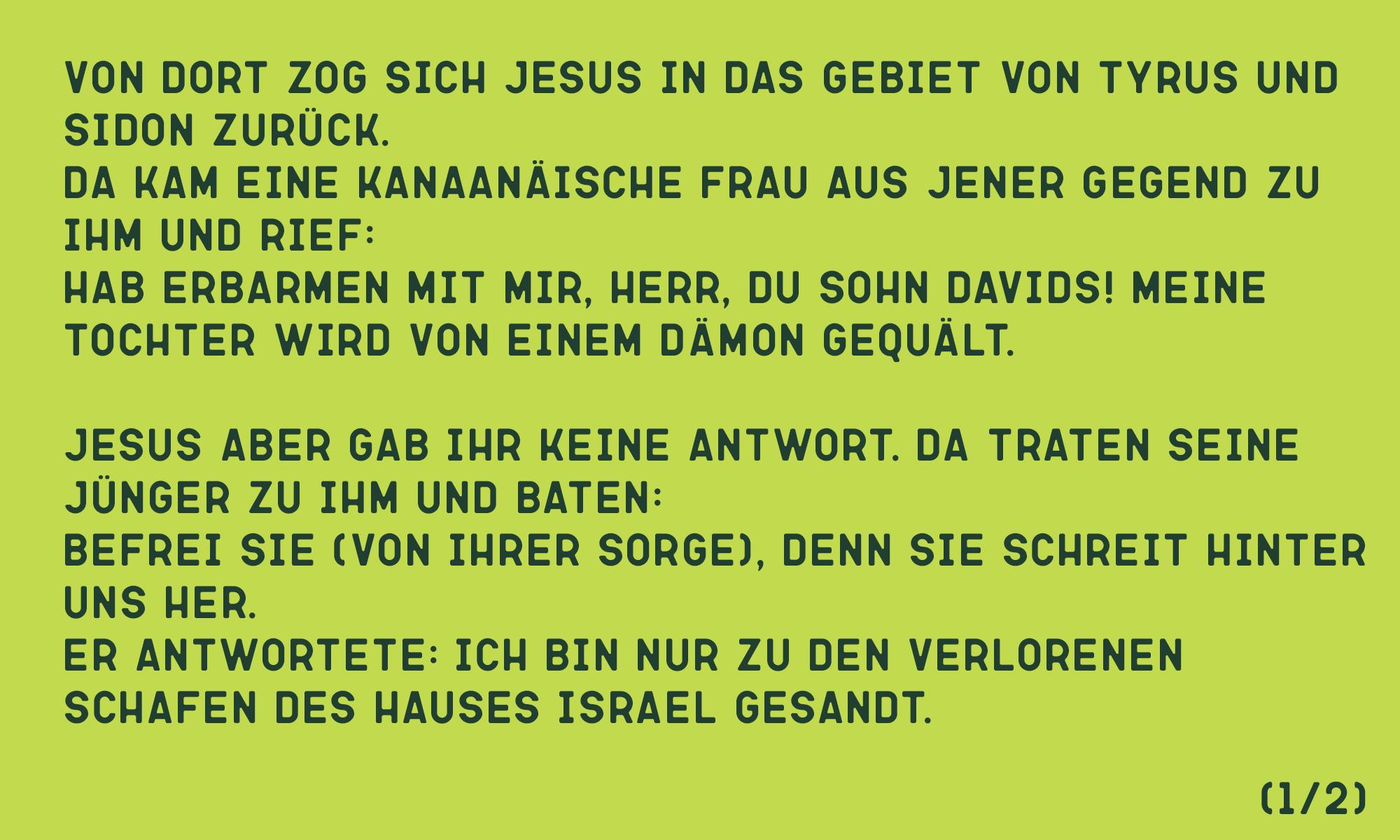 02 - Gott und ich.