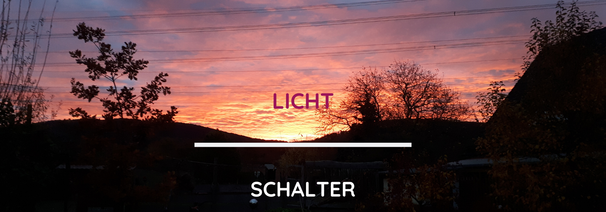 Header 3.2. - LICHT - VON EUCH