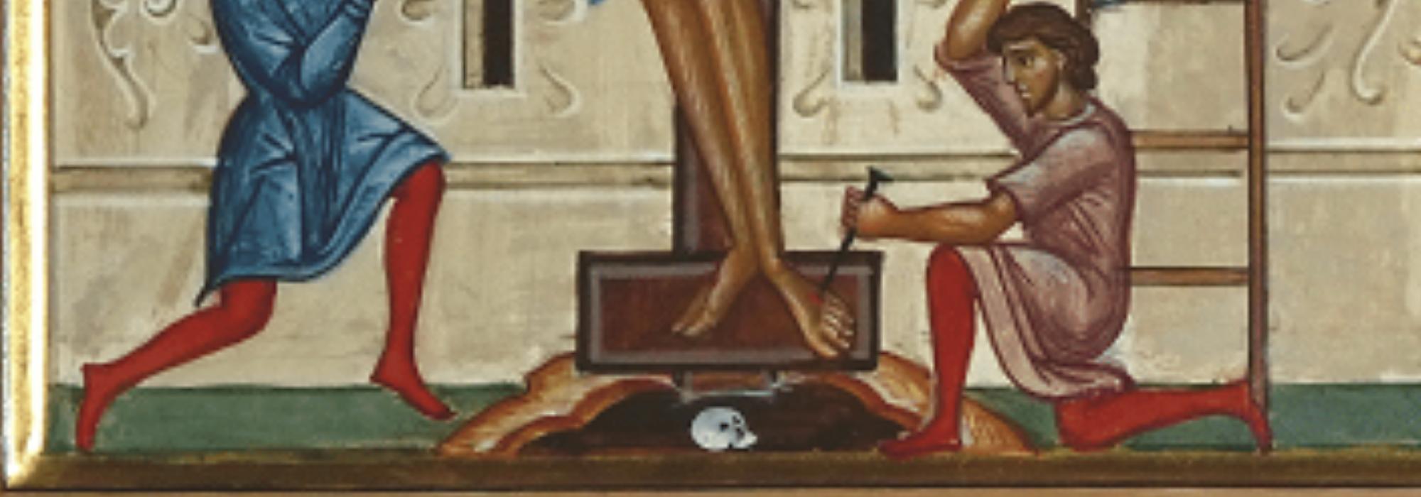 20.Märzheader - Tod durch Kreuzigung.