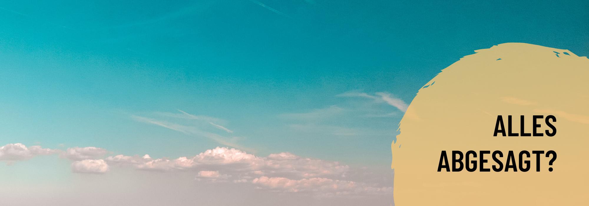 Head Nicht allein Corona1 - Nicht alles abgesagt