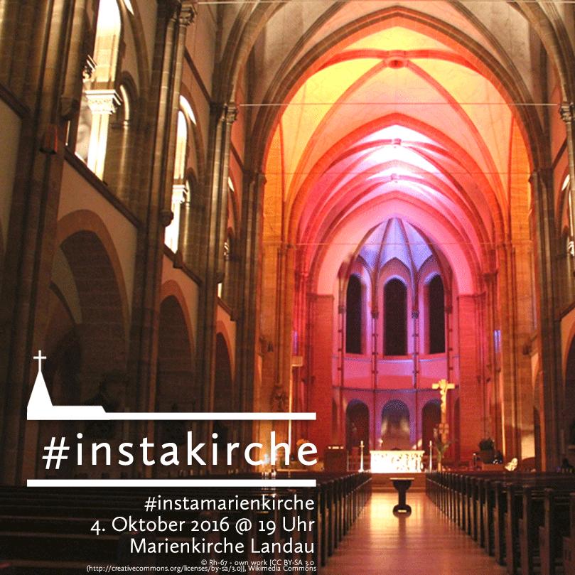 instamarienkirche 02 - Ab in die Orgel!
