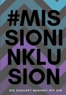 MissionInklusion 01 - #missioninklusion
