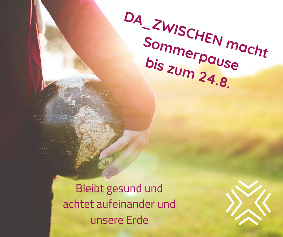 Sommerpause - Sommerpause