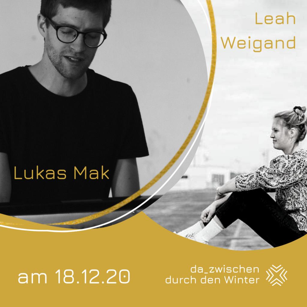 DURCH DEN WINTER zum bearbeiten von allen1 1024x1024 - ... durch den Winter. Mit: Leah Weigand und Lukas Mak