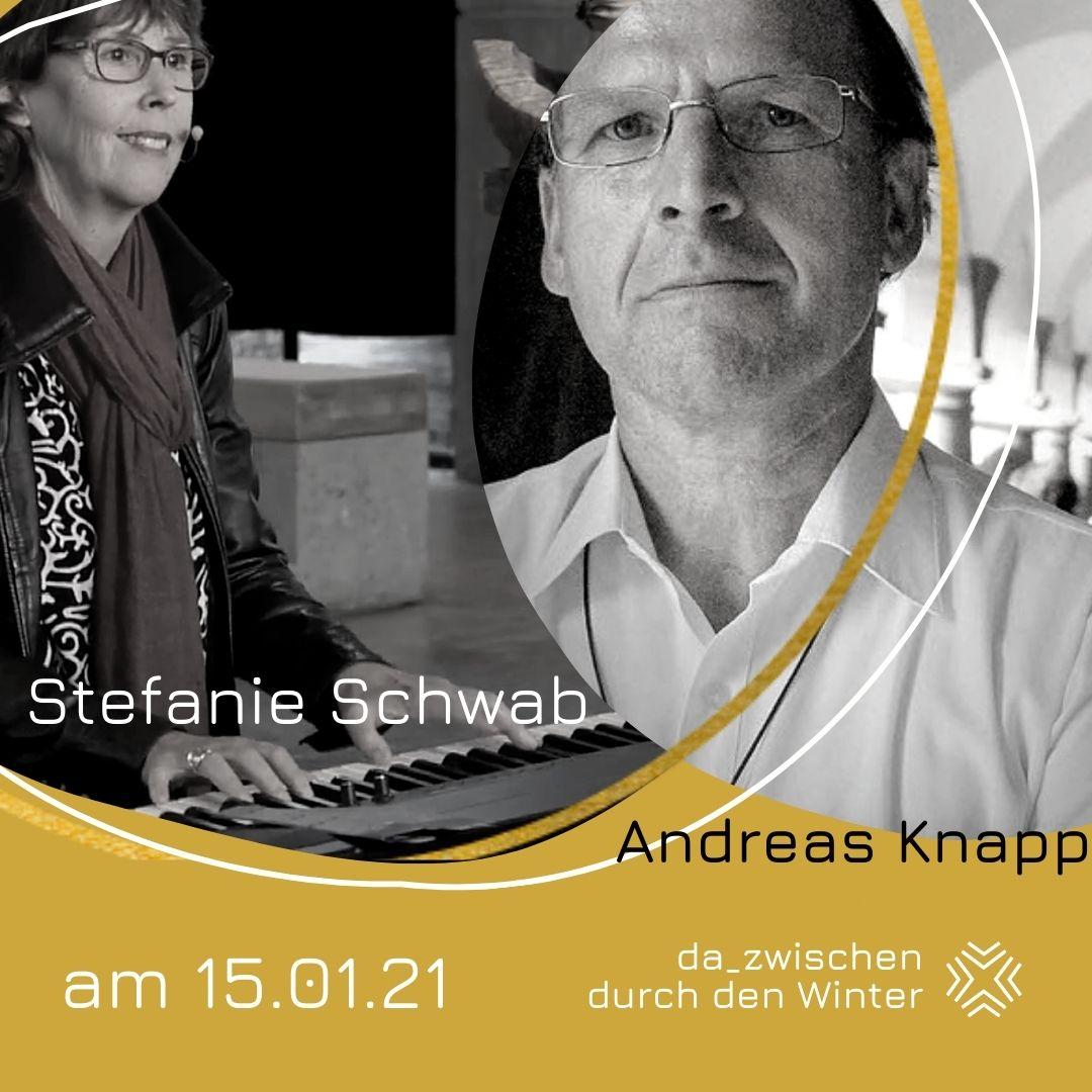 Kopie von DURCH DEN WINTER zum bearbeiten von allen 1 - ... durch den Winter. Mit: STEFANIE SCHWAB und ANDREAS KNAPP