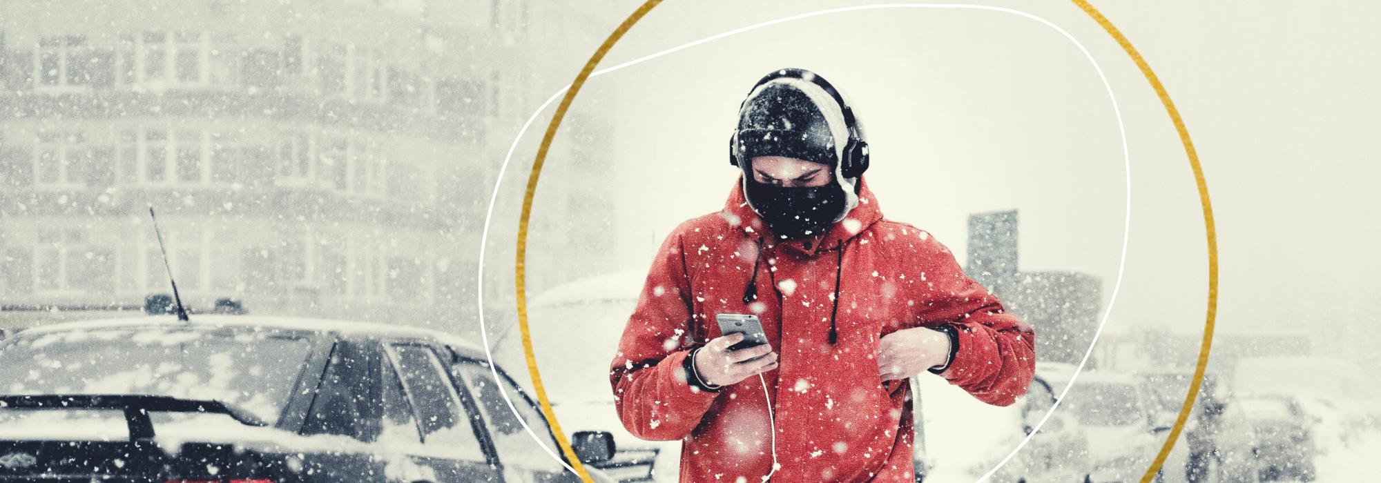 musik header - Musik durch den Winter